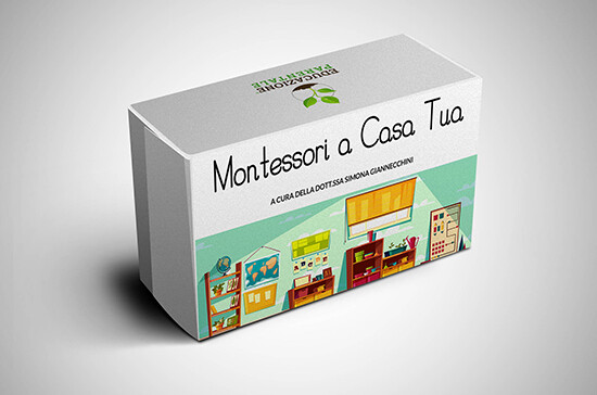 Video Corso Montessori a Casa Tua (2 moduli)