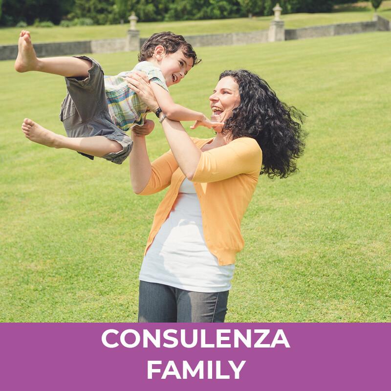"""Consulenza """"Family"""""""