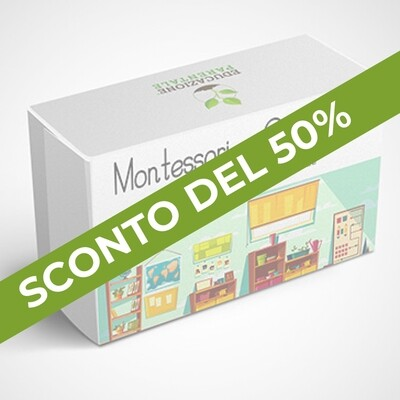Video Corso Montessori a Casa Tua (3 moduli)