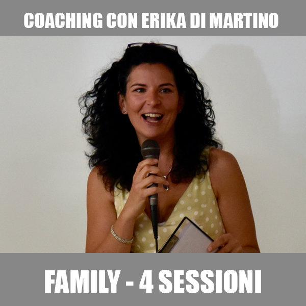 """Coaching Gold """"Family"""""""