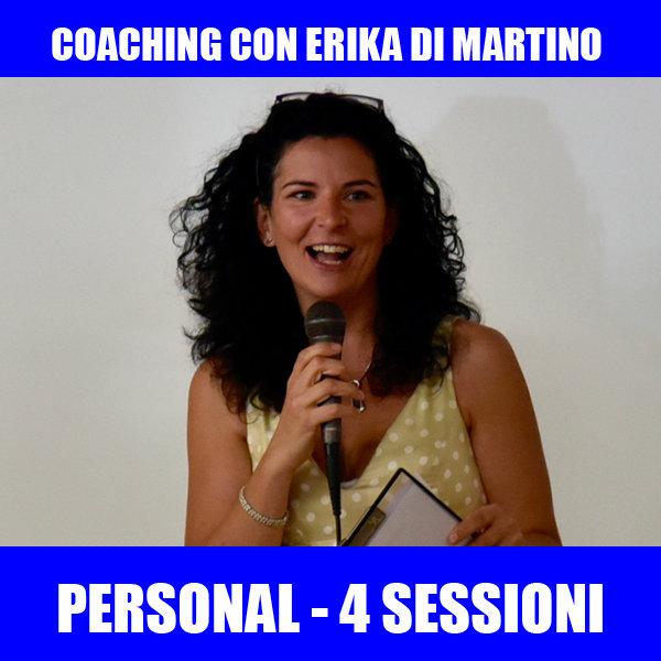 """Coaching Gold """"Personal"""""""