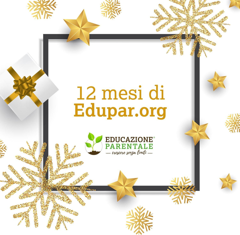 Regala Iscrizione a Edupar.org