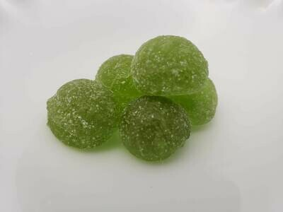 Old-Fashioned Sour Apple Candy
