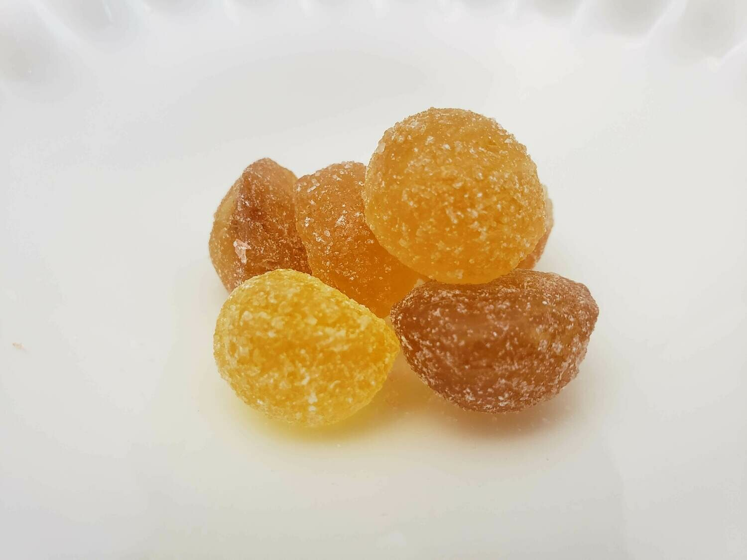 Old-Fashioned Butterscotch Candy