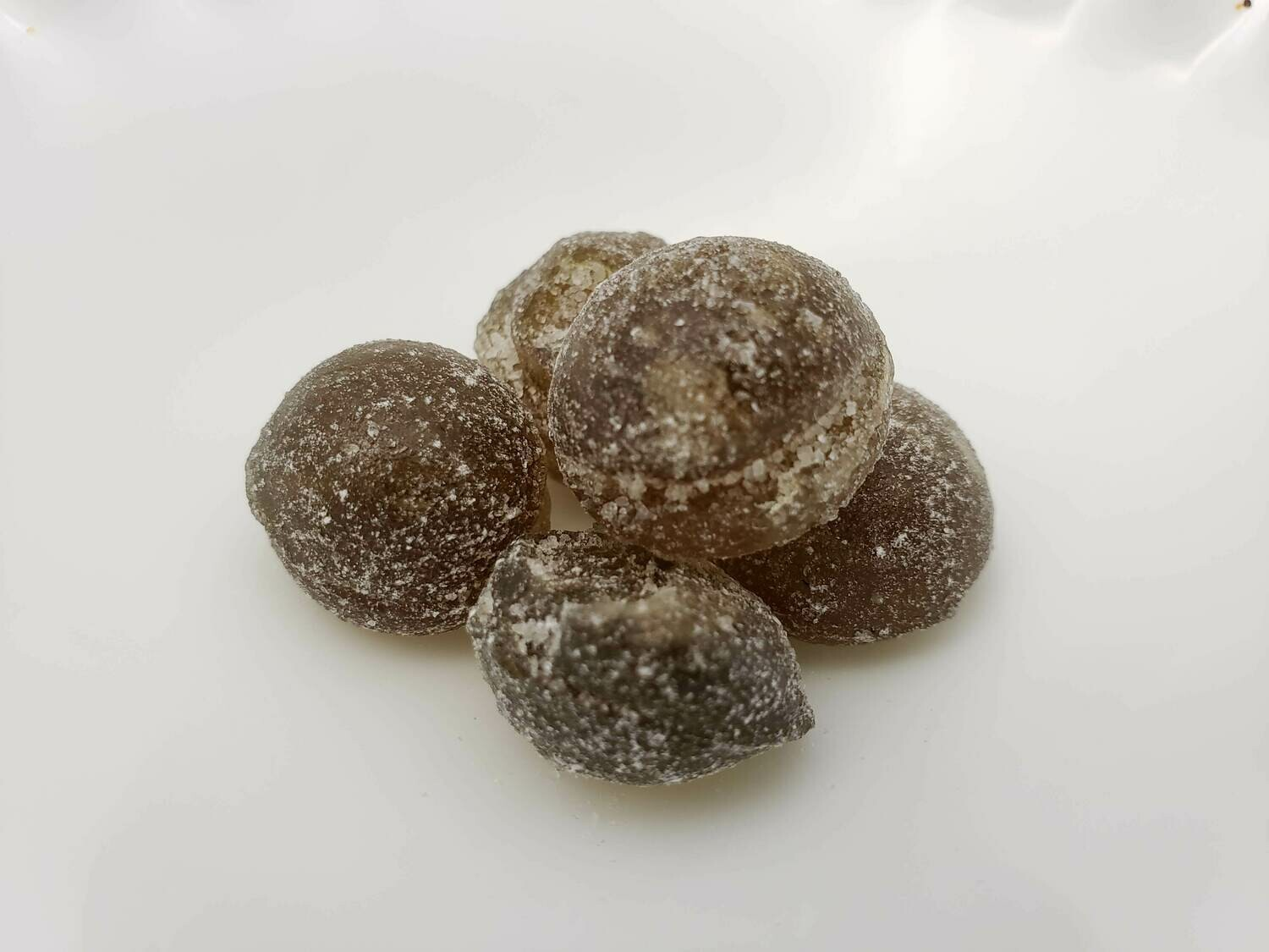 Old-Fashioned Licorice Candy