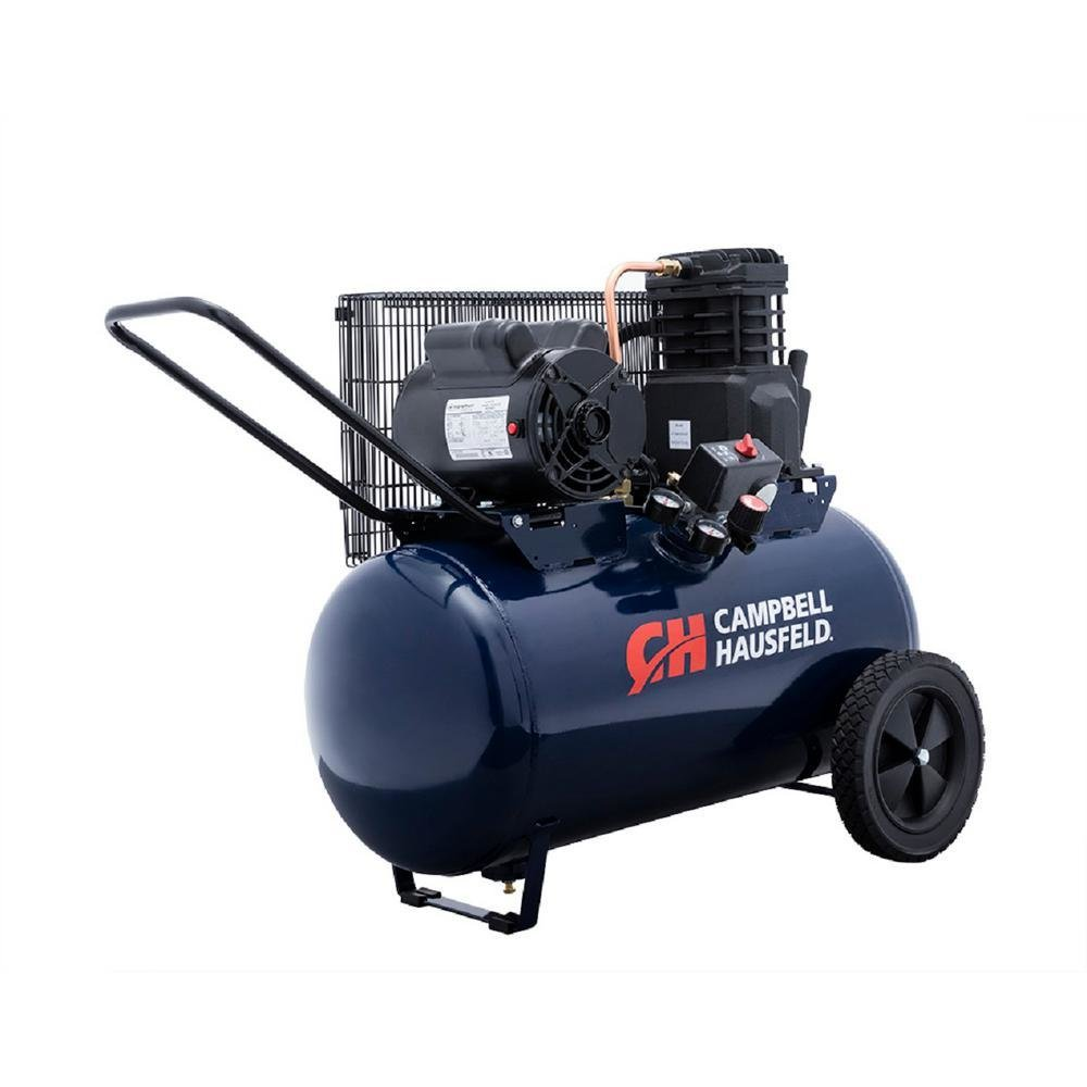 Campbell Hausfeld 20 Gal. Electric Air Compressor SN-Campbell-20-Air-Compressor