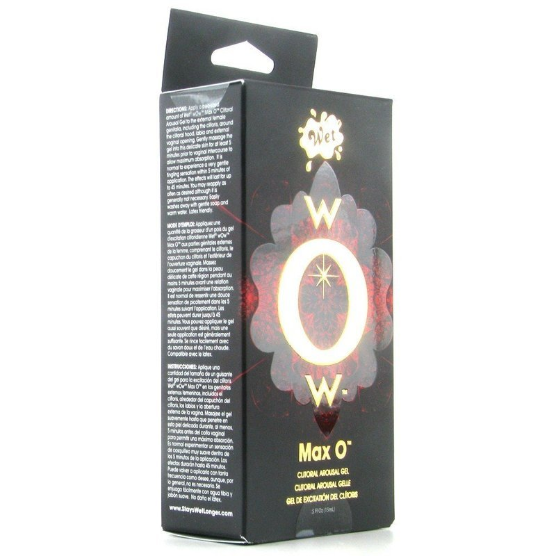 WOW MAX O LUBRICANT