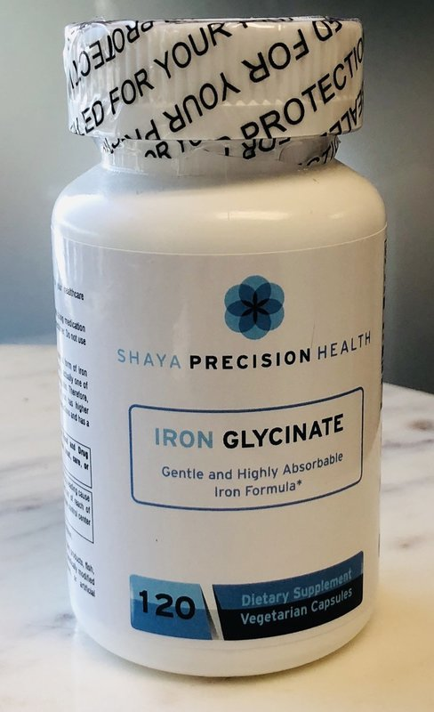 SPH IRON GLYCINATE