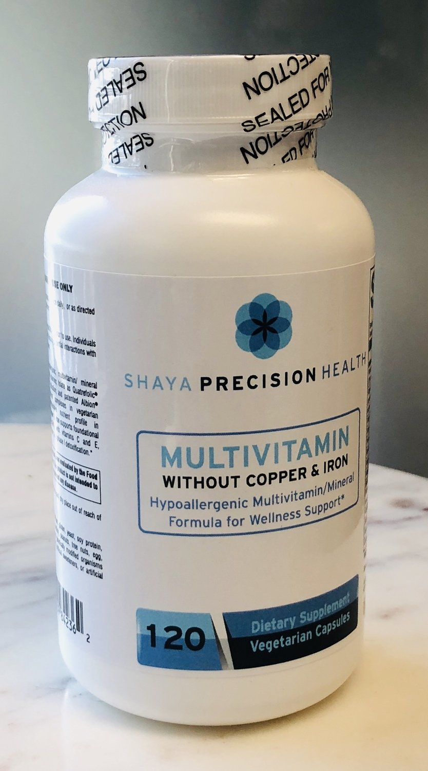 SPH MULTIVITAMIN W/O COPPER & IRON