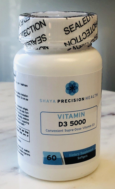 SPH VITAMIN D3 5000