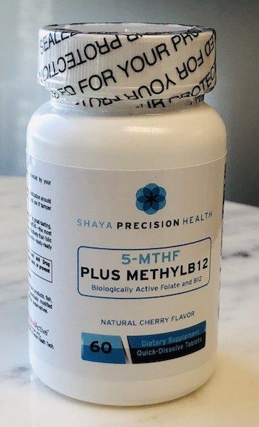 SPH 5-MTHF PLUS B12