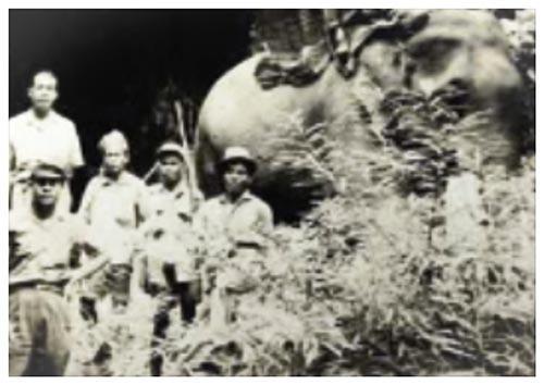 Takrut Hua Jai Maha Burut 8 Jampuak - Ajarn Chum Chai Kiree 2519 BE