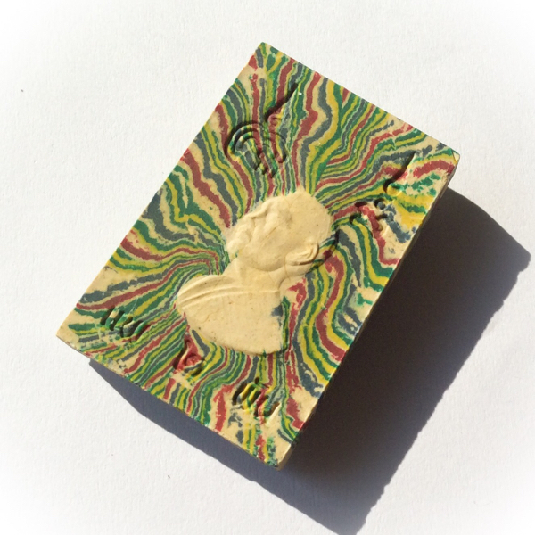 Pra Somdej Sai Rung (Rainbow Powders) Pae 2000 Edition 2533 BE Ongk Kroo Takrut 3 K - Luang Por Pae Wat Pikul Tong