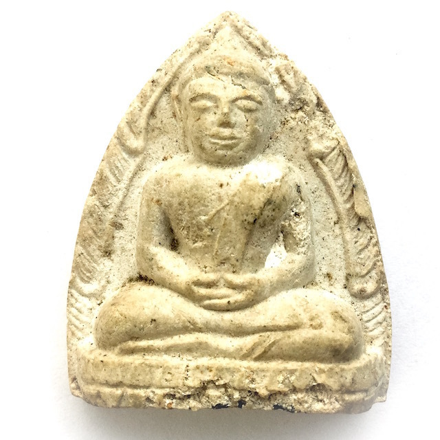 Pra Luang Por Dto Sao Ha Hlang Yant Leuk (Niyom) 2512 BE - Luang Por Toon Wat Po Nimit 02756