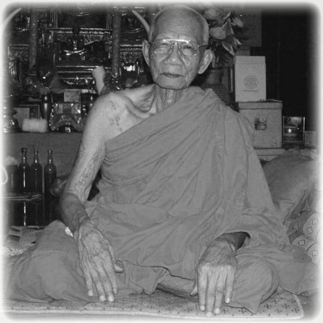 Pra Putta Chinarat Nuea Rae Prohm Changae - Luang Por Un - Wat Tan Gong