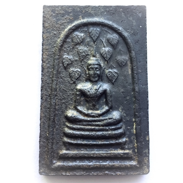 Pra Somdej Prok Po Gao Bai Hlang Pra Mae Toranee 2513 BE Pim Block Kluean - Luang Por Guay - Wat Kositaram 02872