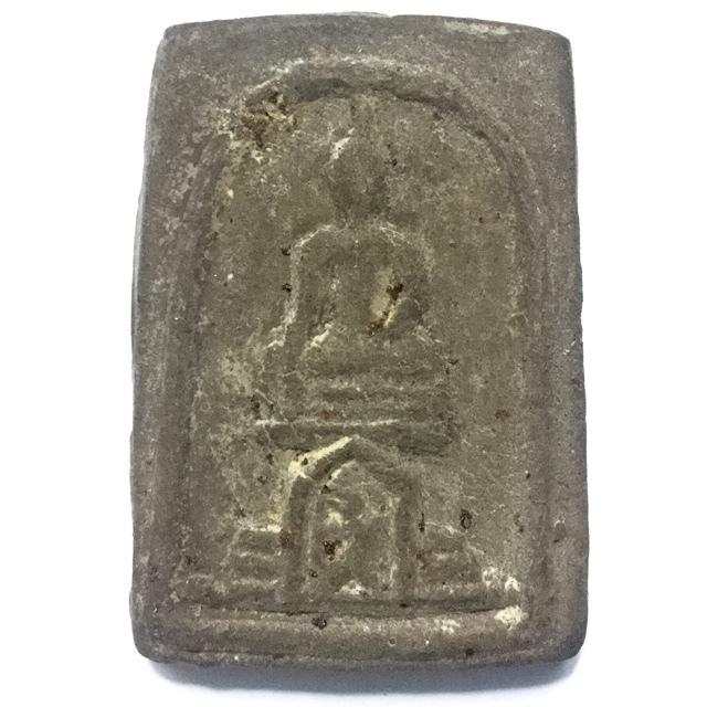 Somdej  Pim Pra Mae Toranee Beeb Muay Pom 2495 BE - Luang Por Pina - Wat Sanom Lao 02956