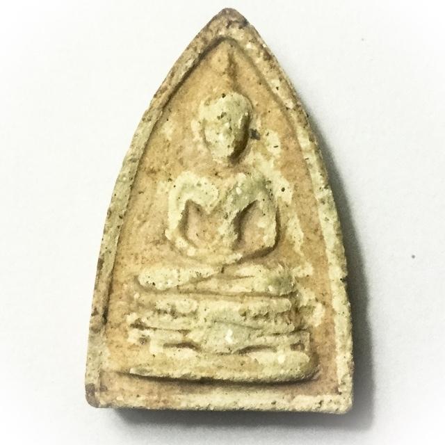 Pra Pratan Gleep Bua Hlang Yant Trinisinghae Pim Lek 2521 BE - Nuea Gesorn - Luang Phu To Wat Pradoo Chimplee 02970