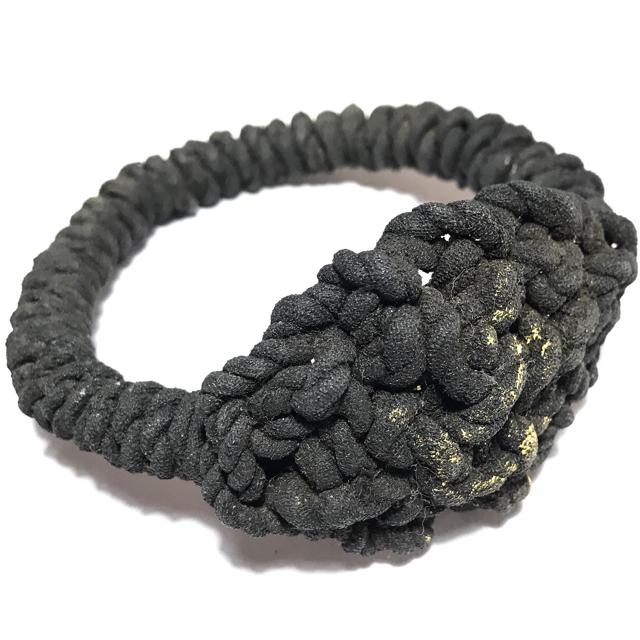 Pirod Khaen Warrior Armband Chueak Akom Spellbound Cords - Luang Phu Nai - Wat Ban Jaeng 03079
