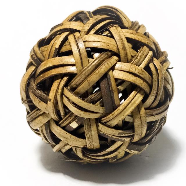 Look Dtakror Ud Takrut Kring Sacred Wicker-Ball Yantra Spell Circa 2480 BE - Luang Por Sud - Wat Ka Long 03123