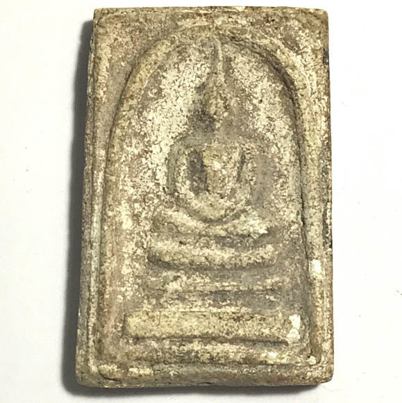 Pra Somdej Wat Rakang Kositaram Pim Yai Kru Wat Sadter Reclining Buddha Hiding Place Find - Somdej Pra Puttajarn (Dto) Prohmrangsri 03285
