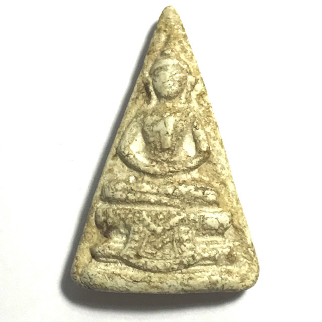 Pra Pim Wat Sam Plerm Kru Wat Tap Khaw Ancient Benjapakee Hiding Place Amulet Ratanakosin Era - Somdej Pra Puttajarn (Dto) Prohmrangsri 03286