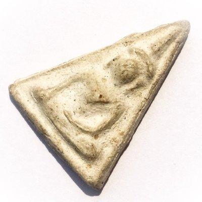 Pra Nang Paya Buddha Amulet - Nuea Pong 2496 BE - Luang Phu Phueak - Wat Ging Gaew