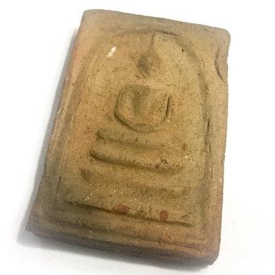 Pra Somdej Gan Pai Pim Yai Nuea Ittijae Pasom Nuea It Circa 2483 - 2493 BE - Luang Por Jong Wat Na Tang Nork