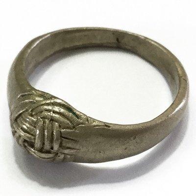 Hwaen Pra Pirord (Hwaen Dtakror) Magic Ring of Protection and Power Circa 2488 BE - Nuea Albaca - Luang Por Khwan Wat Ban Rai