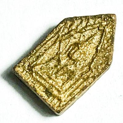 Miniature Khunphaen Pure Prai Kumarn Powders 2514 BE Luang Phu Gaew Gesaro + Luang Phu Tim Wat Laharn Rai