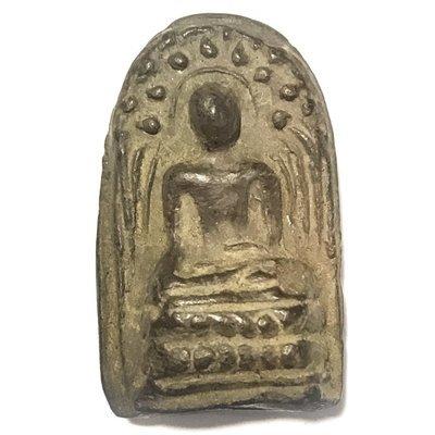 Pra Kong Lampun Clay Benjapakee Amulet - Nuea Tao - Luang Por Guay Wat Kositaram