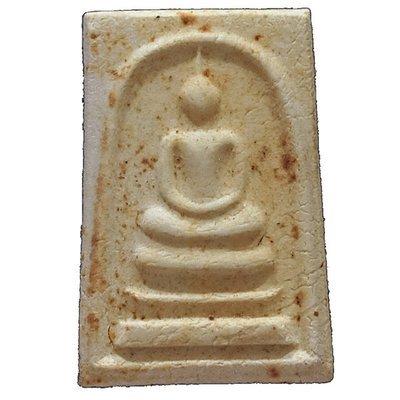 Pra Somdej Nuea Pong 2516 BE Wat Sampant Wongs Shrineroom Building Edition - Luang Phu Waen Sujinno Wat Doi Mae Pang