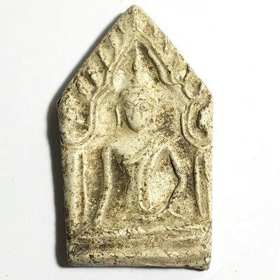 Pra Khun Phaen Pim Ha Liam Kru Wat Tap Khaw Ancient Hiding Place Amulet Ratanakosin Era - Somdej Pra Puttajarn (Dto) Prohmrangsri