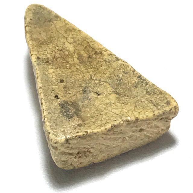 Pra Nang Paya Kru Tap Khaw Sukhothai Pim Niyom Ancient Benjapakee Hiding Place Amulet 1st Batch Khrua Ta Saeng