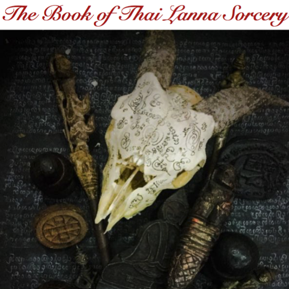 Buddha Magic 6 - The Book of Thai Lanna Sorcery (Ebook) - Ajarn Spencer Littlewood