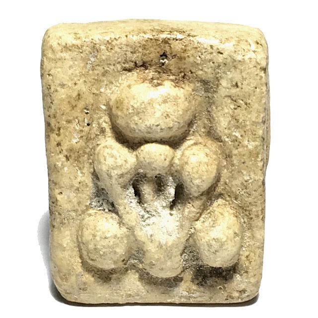 Pra Pid Ta Pong Graduk Phii Pim Pid Tawarn 2485 BE Nuea Athi Hoeng Prai Bone Powders - Pra Ajarn Hnoo Wat Po