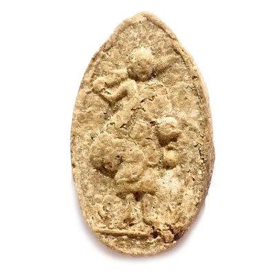 Pra Sivali Arahant Amulet Pim Roop Khai Fang Takrut 2521 BE - Nuea Gesorn - Luang Phu To Wat Pradoo Chimplee