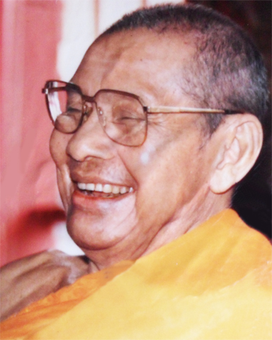 Somdej Pra Hang Hmaak Maha Lap - Nuea Chan Hmaak - Solid Gold Waterproof Casing - Luang Por Ruesi Ling Dam - Wat Ta Sung 2533 BE