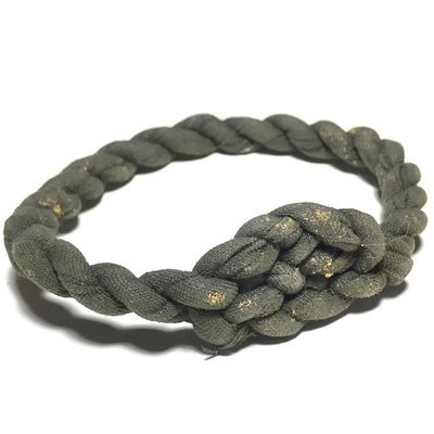 Chueak Akom Pirod Khor Mer Fire Element Magical Warrior Wristband - Luang Phu Nai - Wat Ban Jaeng