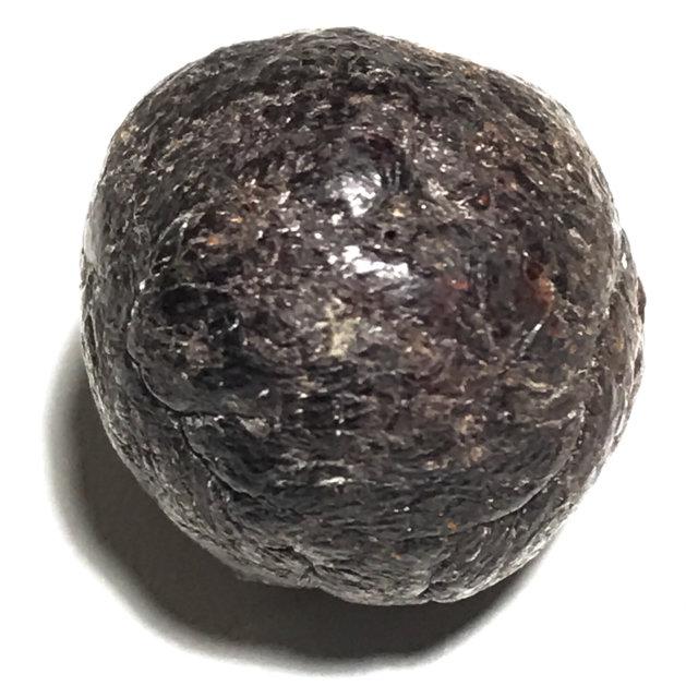Look Om Nuea Krang Ying Mai Ork Sacred Wishing Ball Amulet Luang Por Tong Sukh Wat Tanode Luang 2470-80 BE