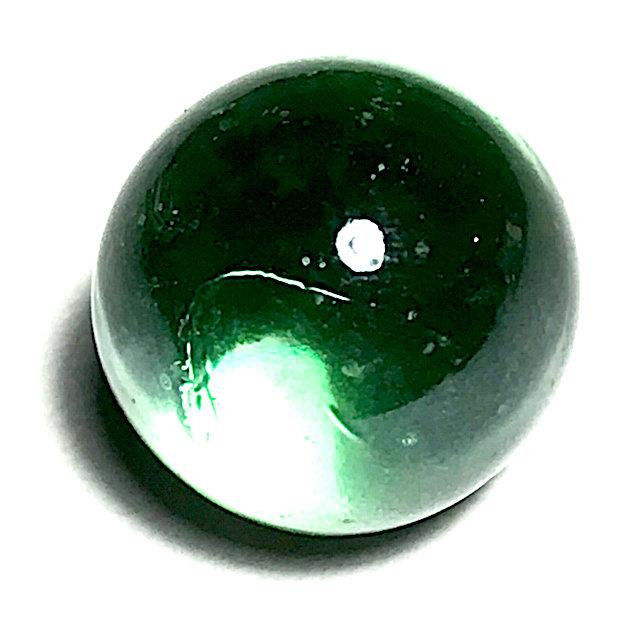 Look Gaew Sarapat Neuk 2520 BE Crystal Wishing Ball of Luang Por Ruesi Ling Dam Wat Ta Sung