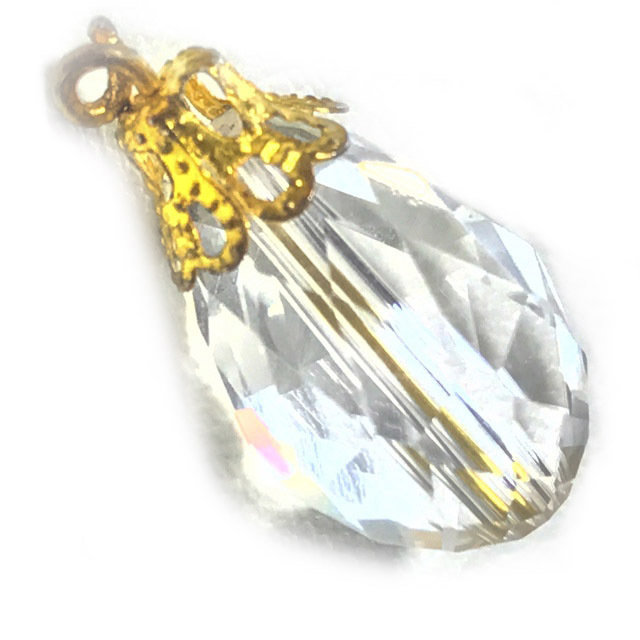 Look Gaew Sarapat Neuk Sacred Wishing Crystal of Luang Por Ruesi Ling Dam Wat Ta Sung