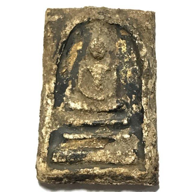 Pra Somdej Wat Rakang Kositaram Pim Yai Kru Wat Kanlayanamit Hiding Place Find Somdej Pra Puttajarn (Dto) Prohmrangsri 03620