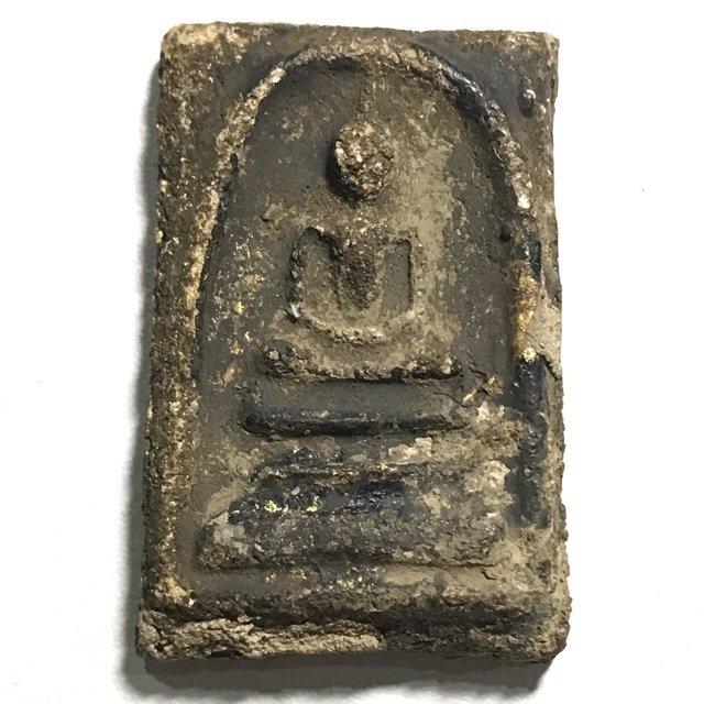 Pra Somdej Wat Rakang Kositaram Pim Yai Pra Pratan Kru Wat Kanlayanamit Somdej Pra Puttajarn Dto Prohmrangsri 03622