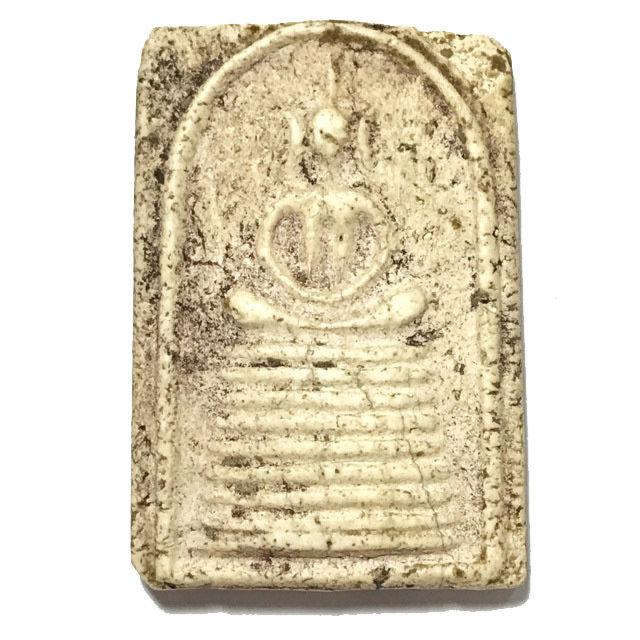 Pra Somdej Wat Gaes Chaiyo Pim Gao Chan Nork Pim Circa 2390-6 BE With Certificate of Authenticity Somdej Dto Prohmrangsri 03629