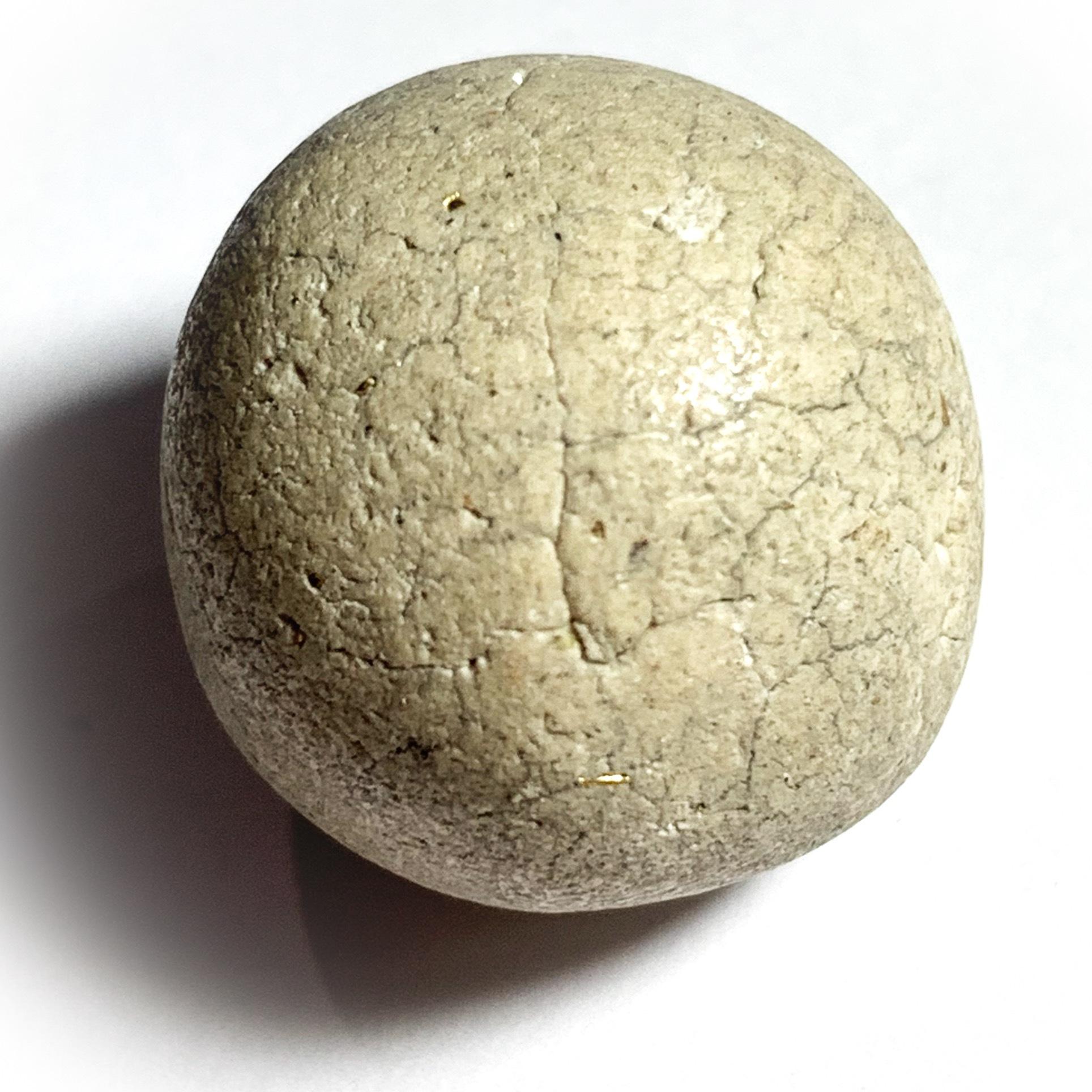 Look Om Maha Gan 5 Sacred Yantra Powders Ball Amulet Early Era Luang Por Pring Wat Bang Bakork