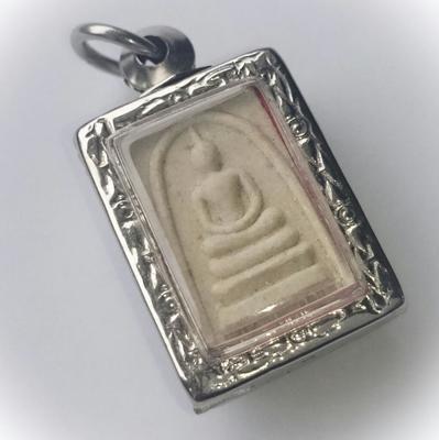 Pra Somdej Pim Kanaen (Pim Pra Pratan) - Nuea Pong Puttakun Ud Pong Wised - Luang Por Pae - Wat Pikul Tong - Casing Included