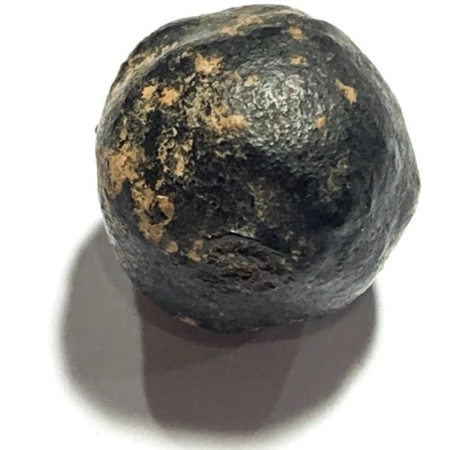Look Om Lek Nuea Pong Jum Rak Sacred Powder Wishing Ball Amulet Luang Por Tong Sukh Wat Sapan Sung