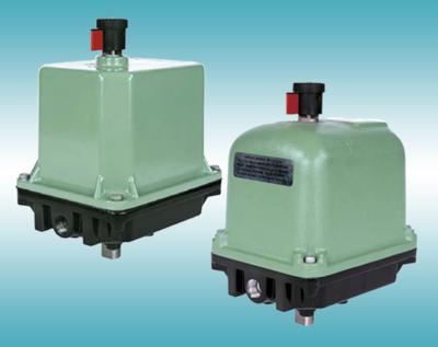 RCS SURE24-10 Spring Return Electric Actuator