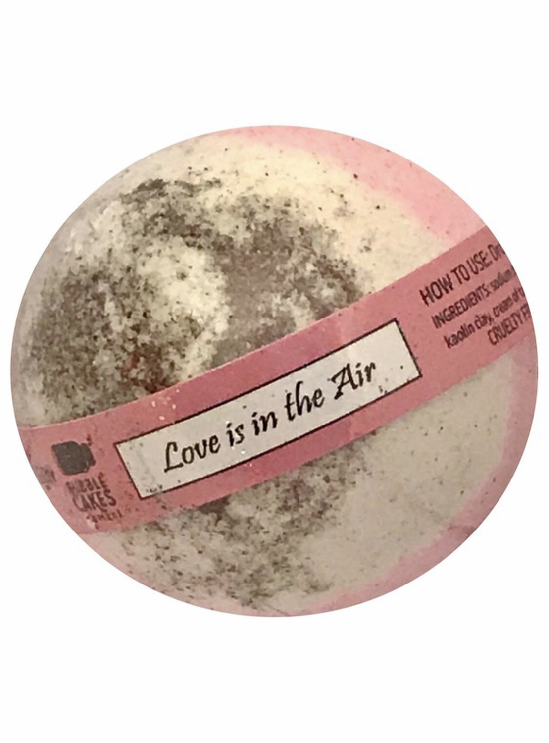 Love is in the Air- Rose Bath Bomb